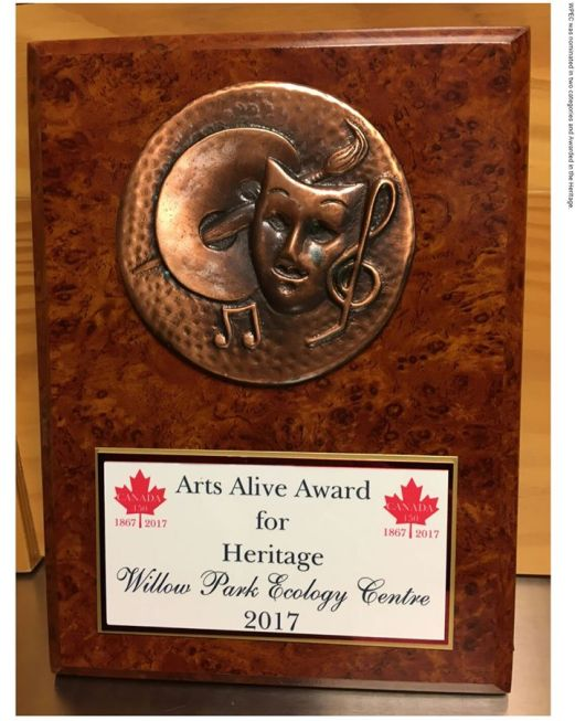 Award.ArtsAliveHeritage2017